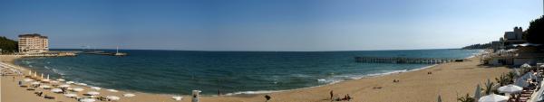Sunny Day panorama